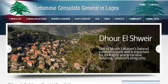 Lebanese Consulate Lagos
