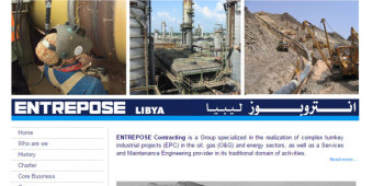 Entrepose Libya